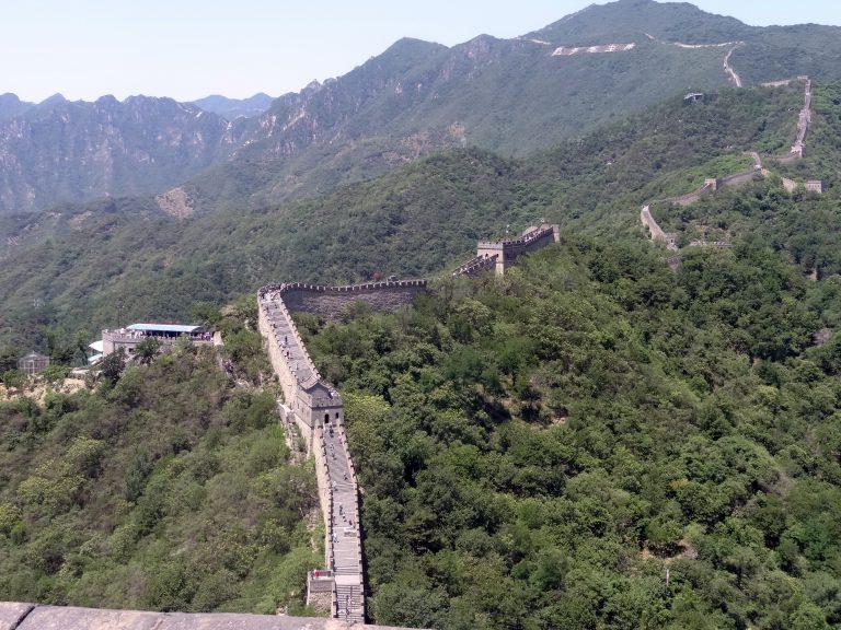 Chinese muur 2016