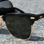 New in: Rayban Clubmaster