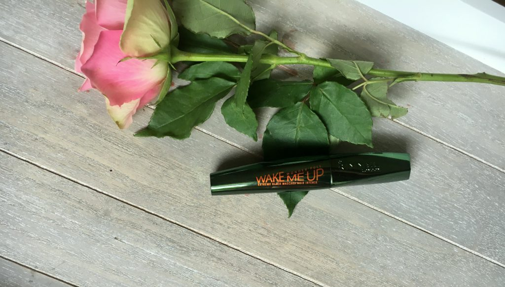 Rimmel Wake Me Up Mascara Extreme Black