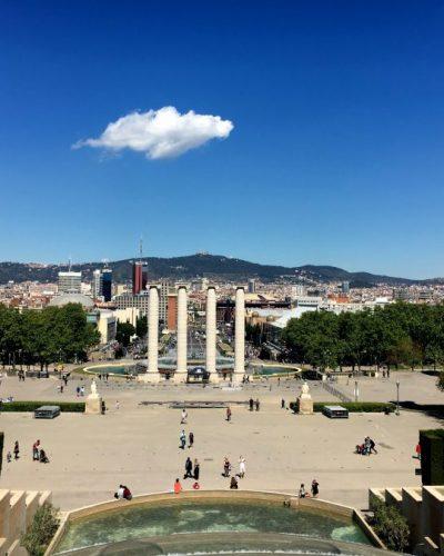 Barcelona april 2016