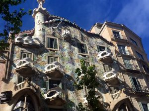 Casa Battló in Barcelona