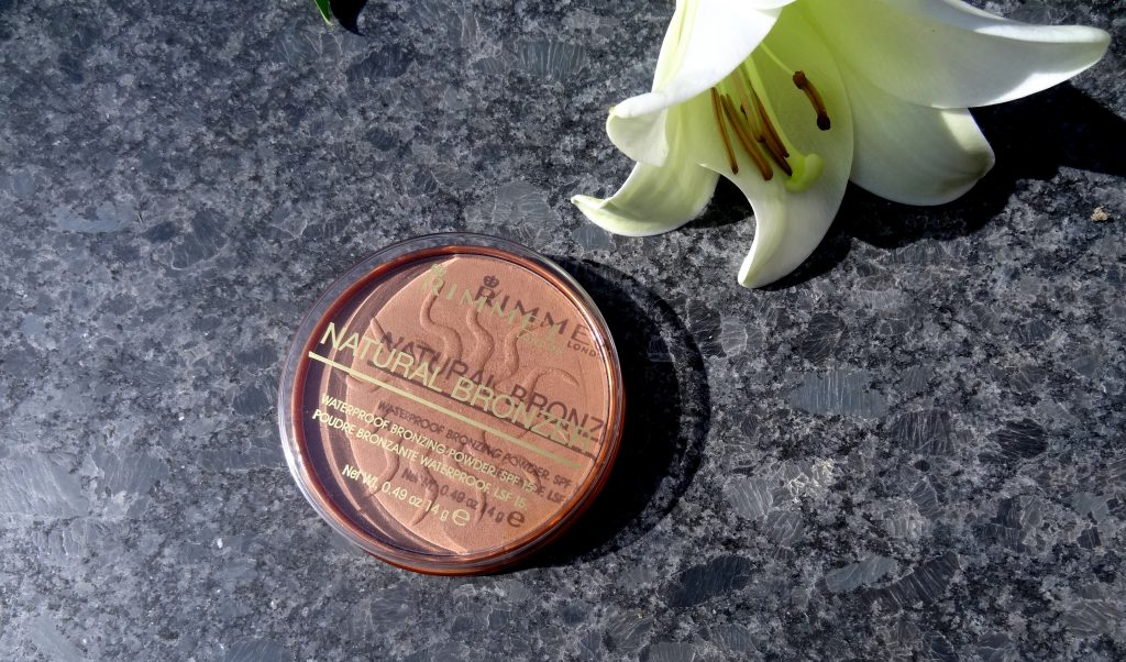 Rimmel Natural Bronzer 026 Sun Kissed