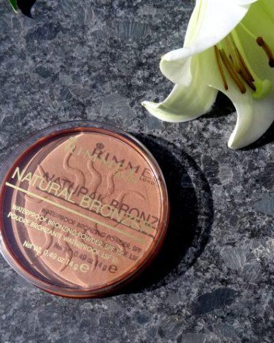 Rimmel Natural Bronzer 026 Sun Kissed