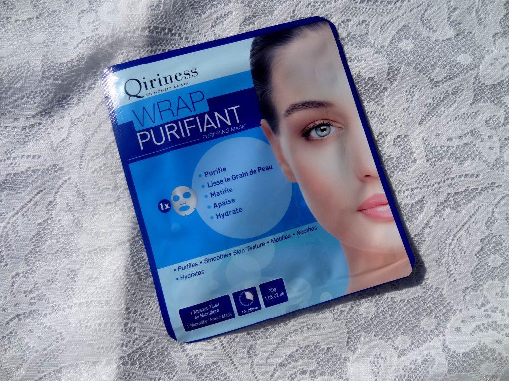 Qiriness Wrap Purifiant Mask