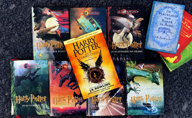 Harry Potter and the Cursed Child part one and two