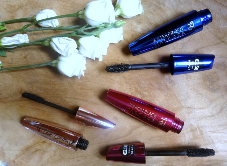 3 budget Primark mascara's review