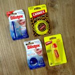 In de mix: Carmex en Blistex lippenbalsem