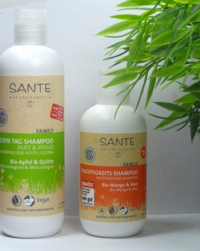Sante Shampoo Iedere dag en Vochtinbrengend