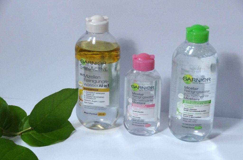 Garnier Micellair water