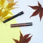 Herfstmix: Sephora Lip Ink Rouge Infusion en NYX Liquid Suede Soft-Spoken