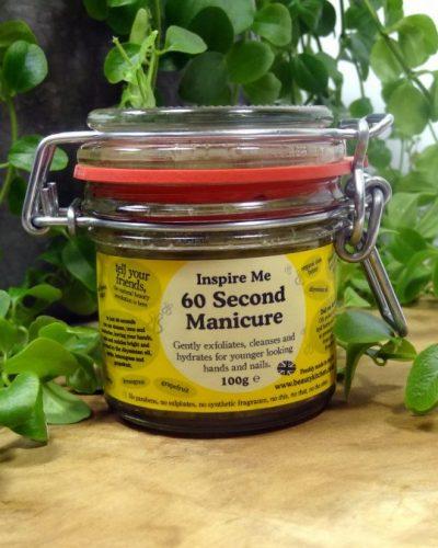 The Beauty Kitchen 60 Seconds Manicure