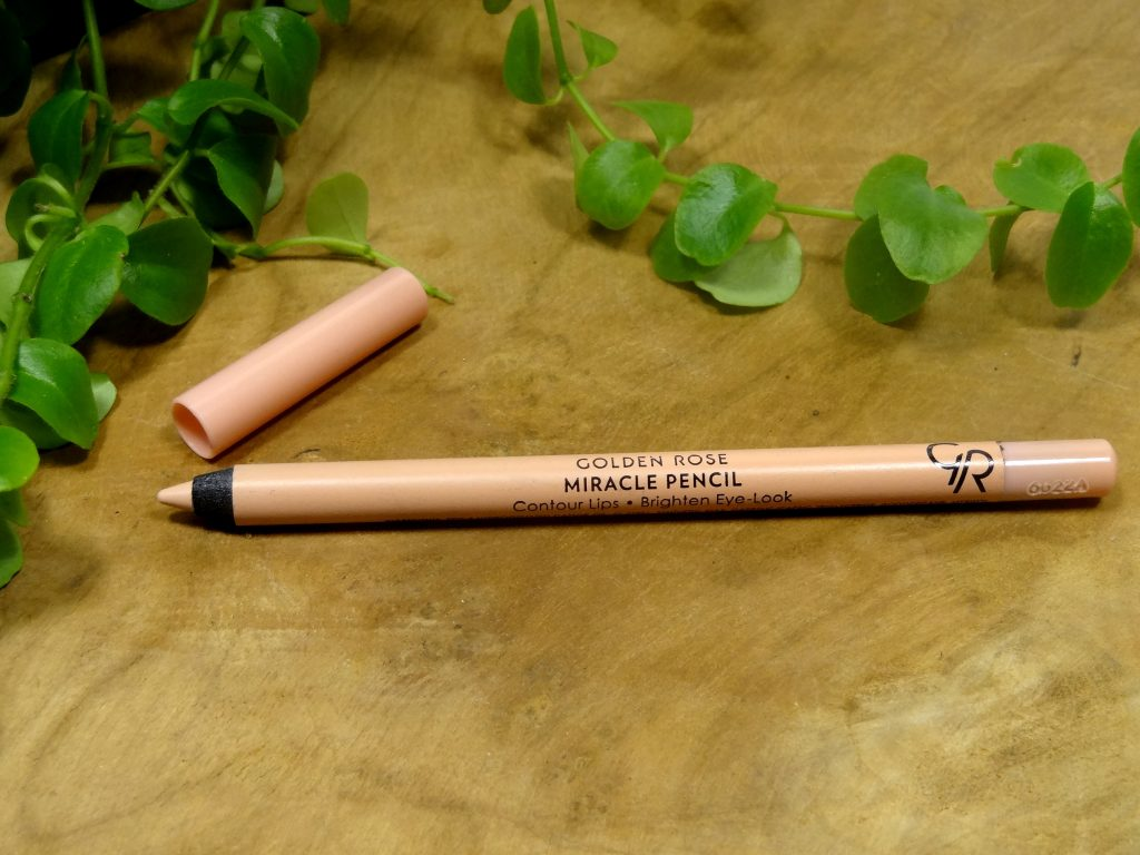 Golden Rose Mini Velvet Matte Lipstick en Miracle Pencil