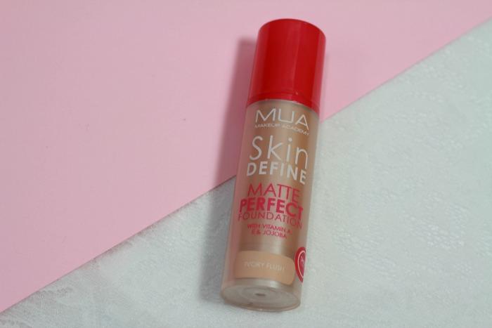 Make Up Academy Skin Define Matte Perfect Foundation