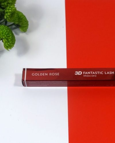 Golden Rose 3D Fantastic Lash Mascara
