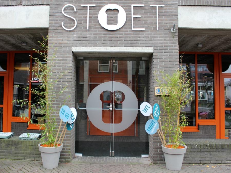 Hotspot: STOET in Enschede