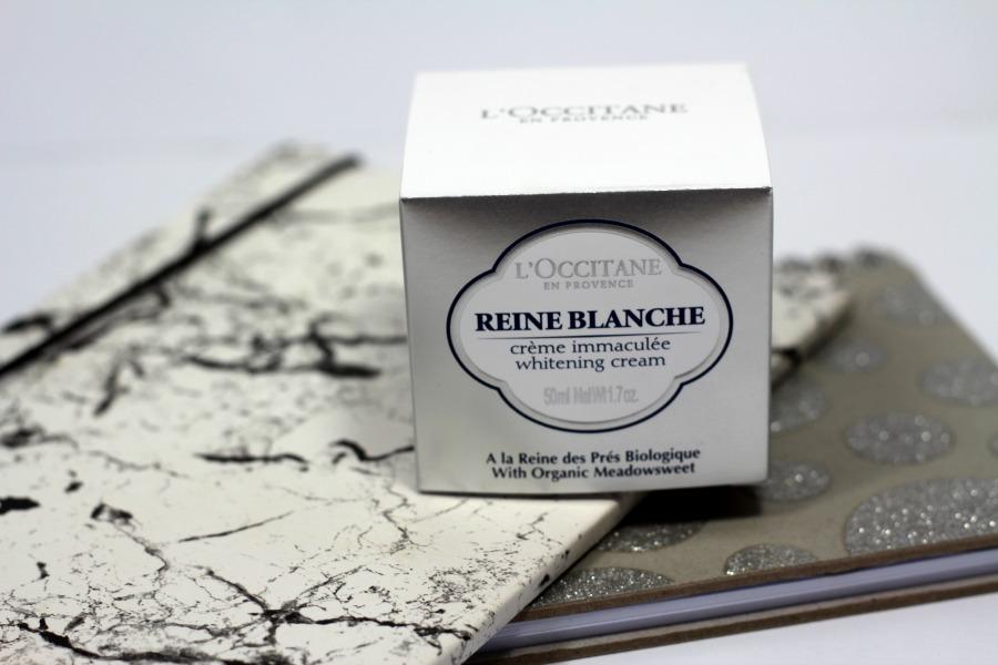 L'Occitane Reine Blanche Whitening Cream