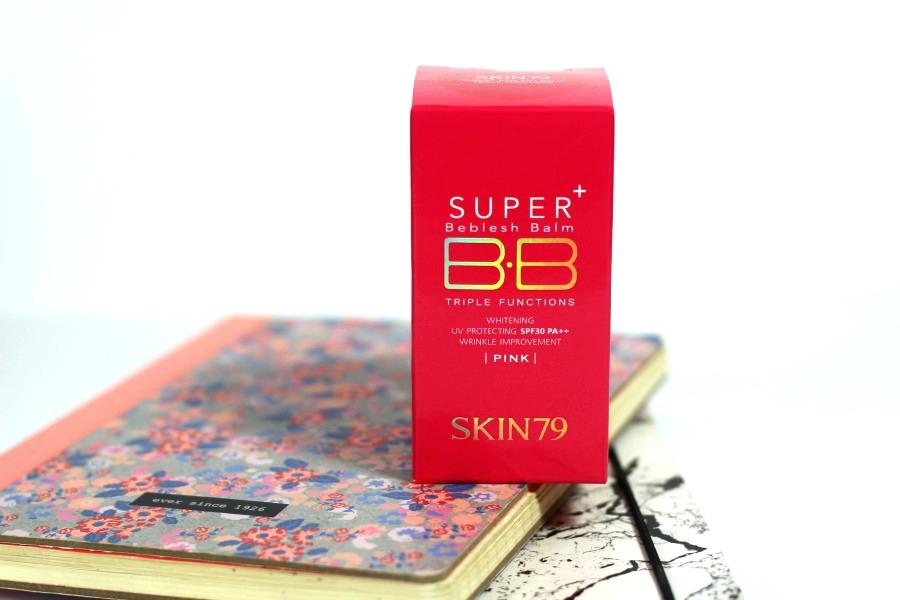 Skin79 Hot Pink Super Plus Beblesh Balm
