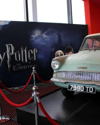 Harry Potter Expo in Utrecht