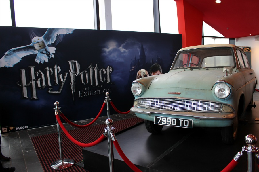 Harry Potter Expo in Utrecht
