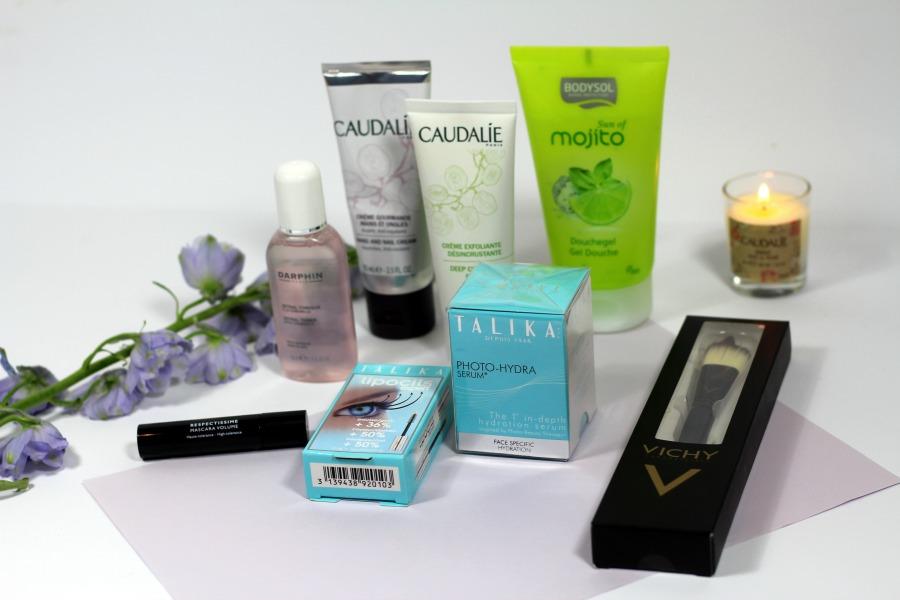 NewPharma.nl: Caudalie, Darphin, Talika, Vichy, La Roche Posay
