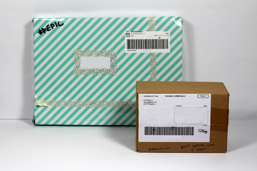 Echte Post is Cool 4.0 Unboxing