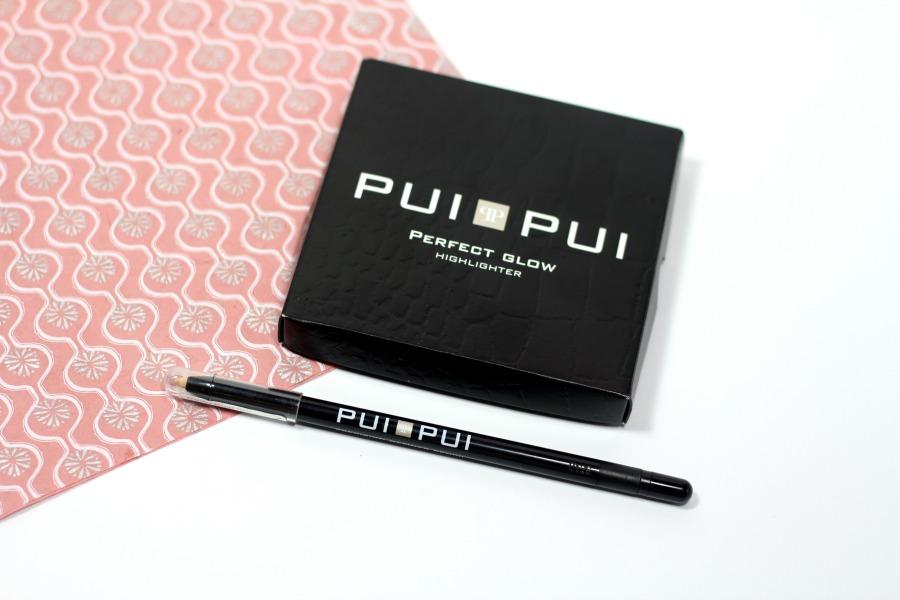 Pui Pui Perfect Glow Highlighter en Precision Definer Pencil