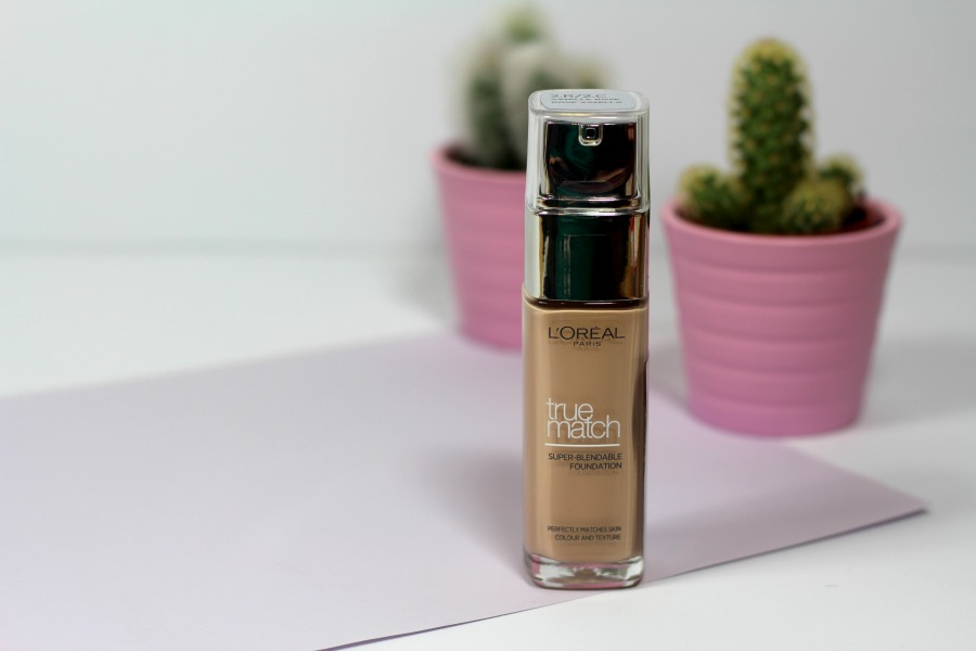 L'Oréal True Match Foundation 2.R/2.C Vanille Rose