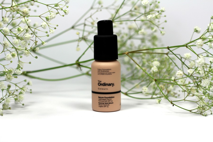 The Ordinary Serum Foundation en The Ordinary Coverage FoundationThe Ordinary Serum Foundation en The Ordinary Coverage Foundation