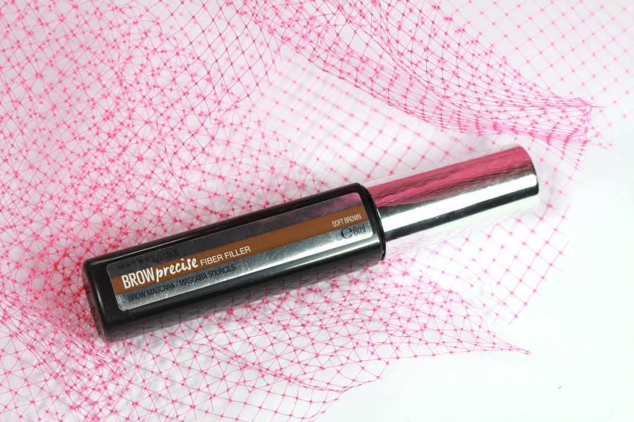 Maybelline BrowPrecise Fiber Filler Soft Brown