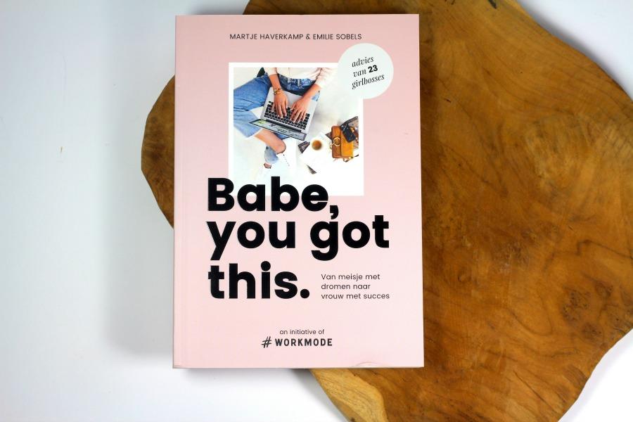 Babe, you got this – Emilie Sobels en Martje Haverkamp