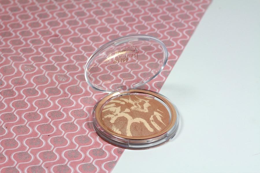 Catrice Sun Lover Glow Sun-Kissed Bronze Bronzing Powder 010
