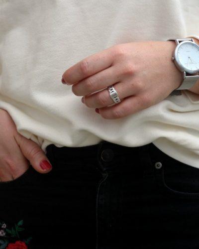 Outfit: Maison Scotch Sweater