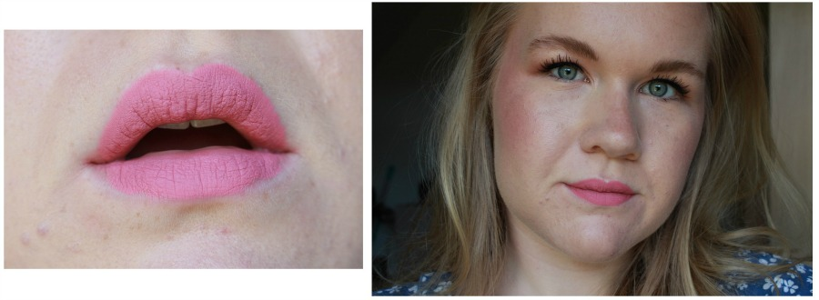 Primark PS... Super Matte Lipstick Cream Soda en Cherry Pie