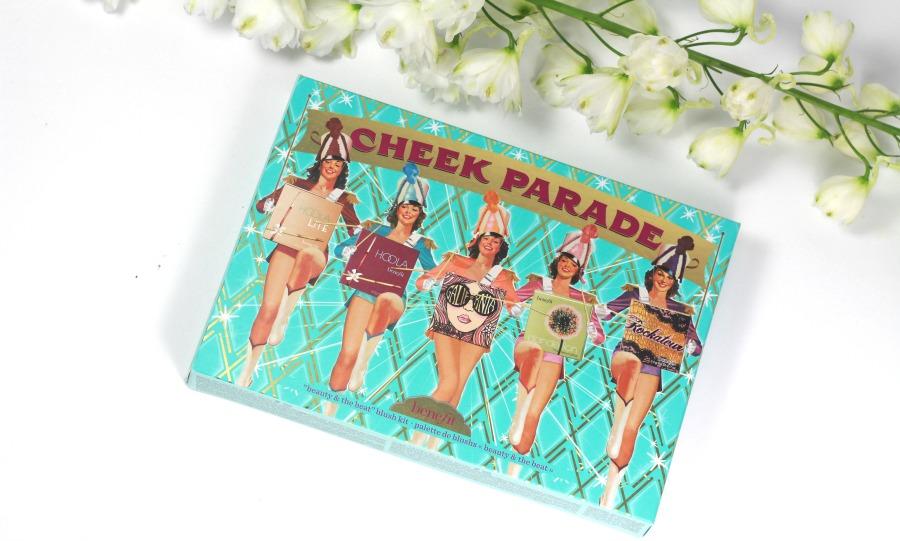 Benefit Cheek Parade (Dandelion, Hoola, Rockateur, Hoola Lite, GALifornia)