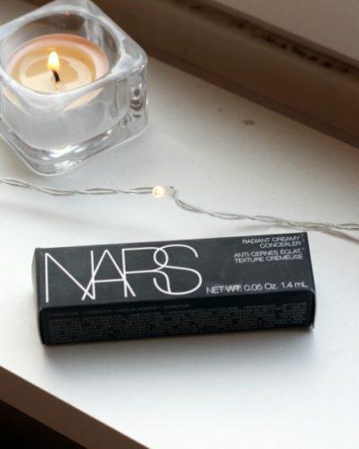 Nars Radiant Creamy Concealer Vanilla Light 2
