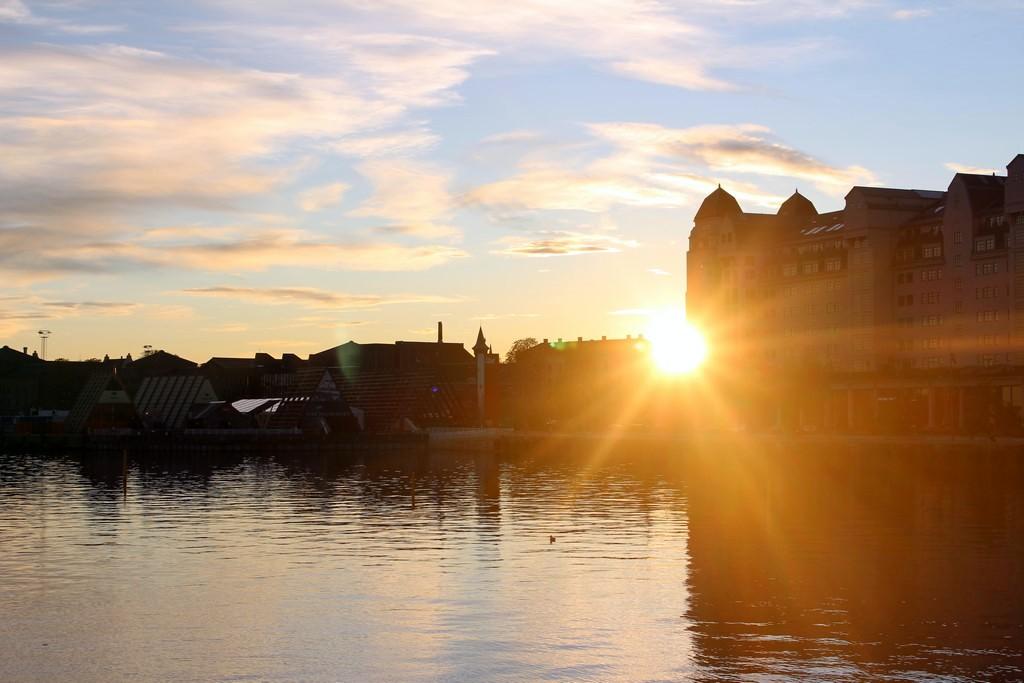 Noorwegen dag 1: Busreis en Oslo