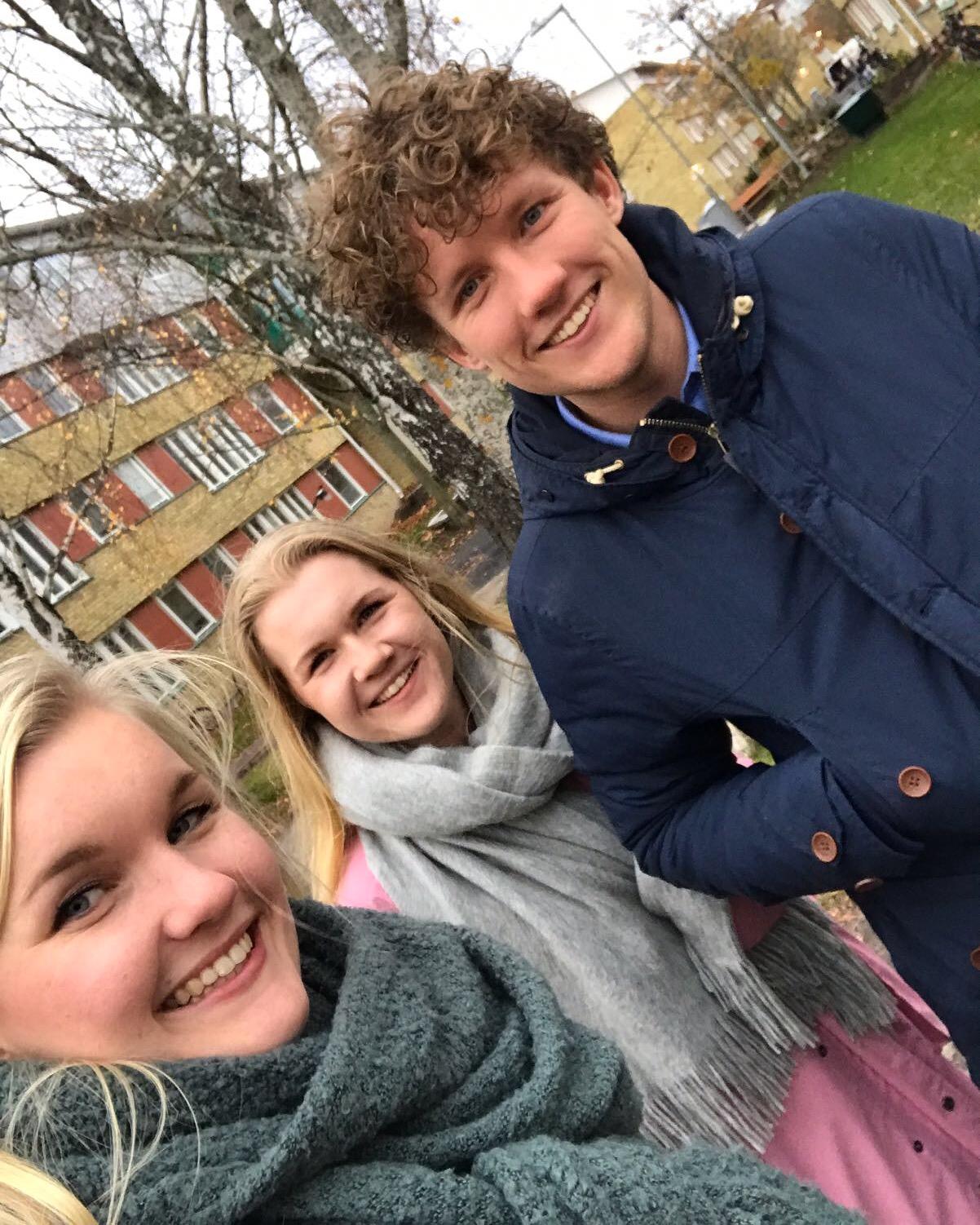 Persoonlijke update: Leadership&Culture en Anne en Geert op bezoek