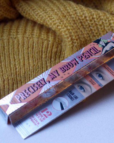 Benefit Precisely, My Brow Pencil 03 Medium