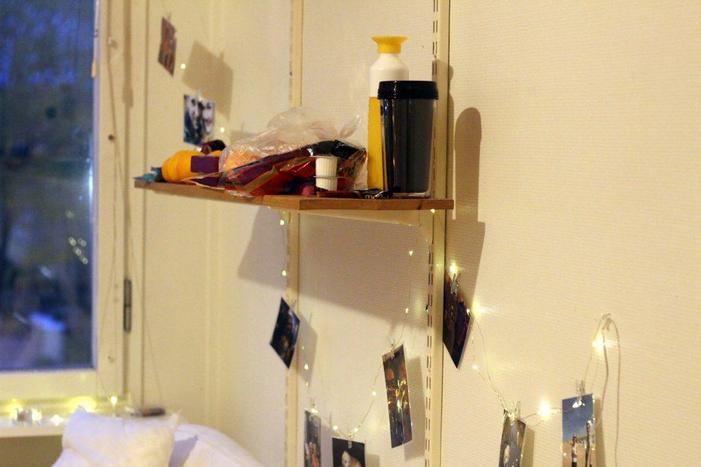 Roomtour van mijn kamer in Zweden