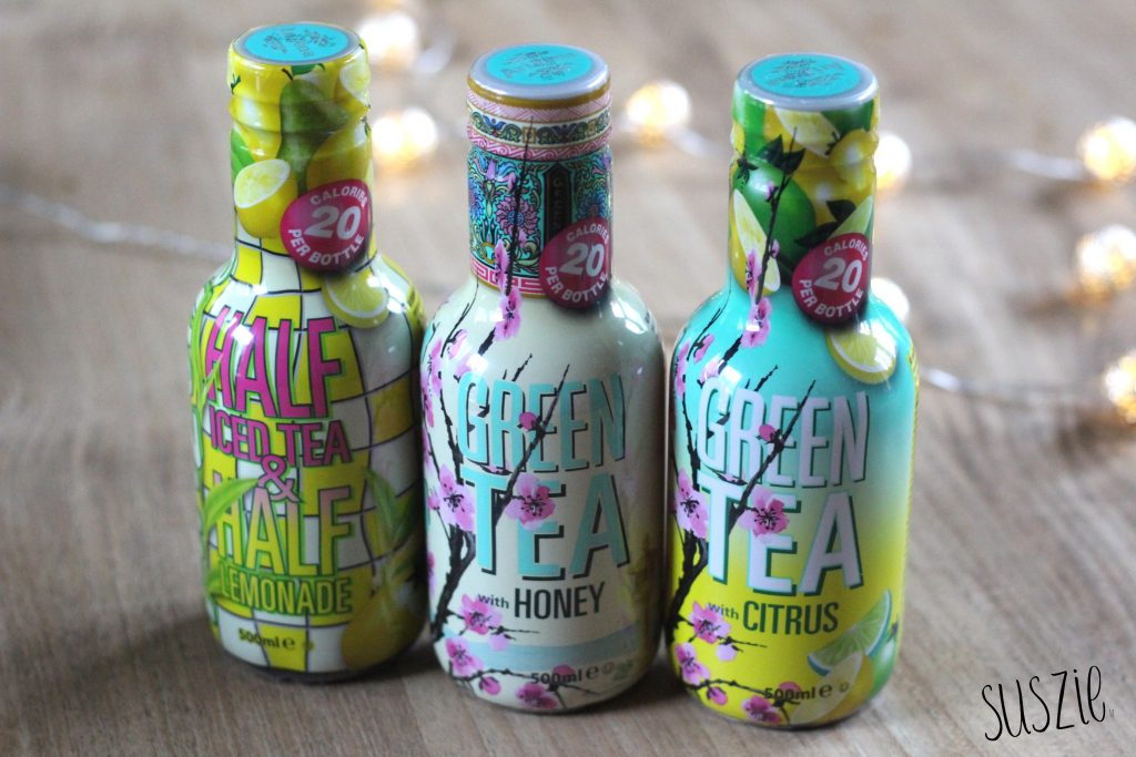 AriZona Low Kcal Green Trea en Half Iced Tea Half Lemonade