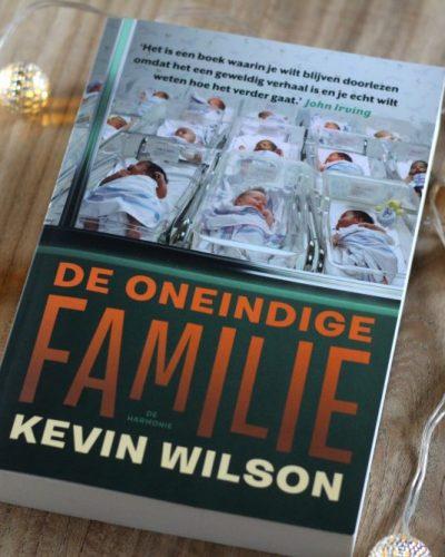 De Oneindige Familie - Kevin Wilson