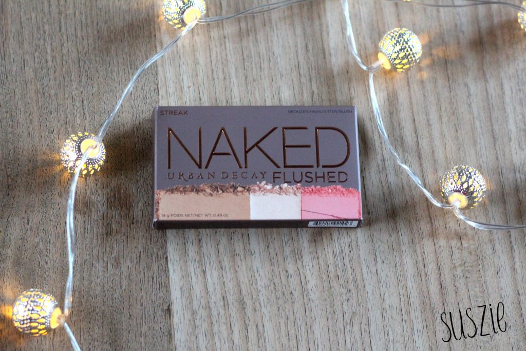 Urban Decay Naked Flushed Streak