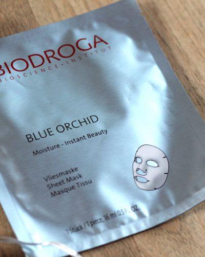Biodroga Blue Orchid Sheet Mask