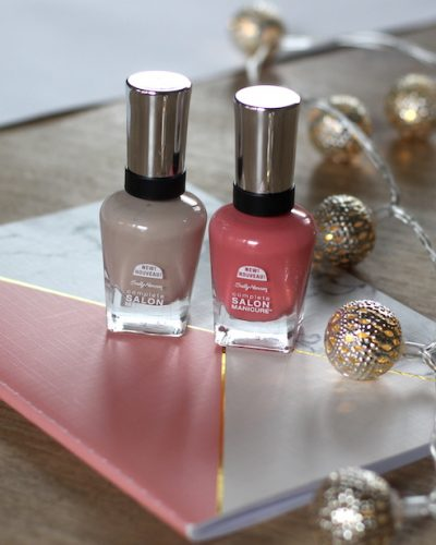 Sally Hansen Complete Salon Manicure Streetstyle Collection