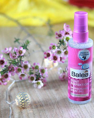 Balea Teint Perfektion Erfrischungs spray 2 in 1
