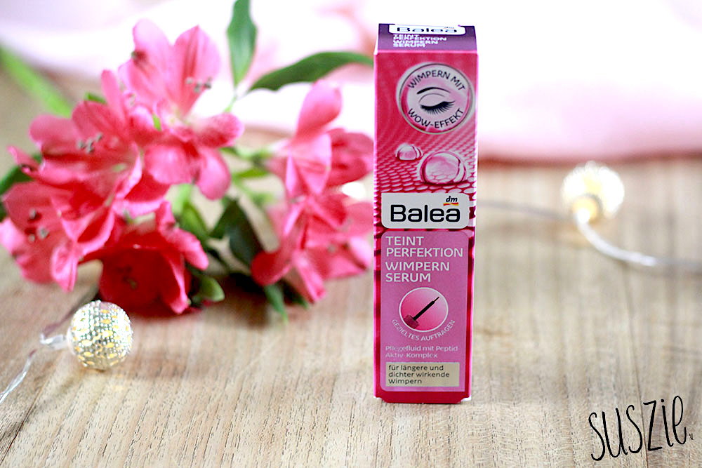 Balea Teint Perfektion Wimperserum