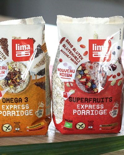 Lima Foods Express Porridge Superfruits en Omega 3