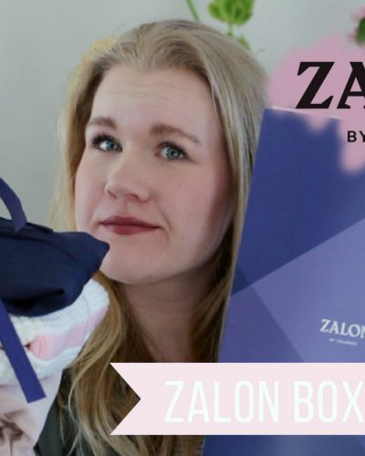 Zalon box unboxing ★ YouTube
