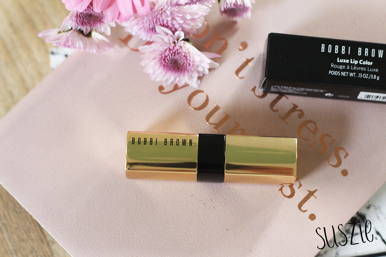 Bobbi Brown Luxe Lip Color 15 Brocade