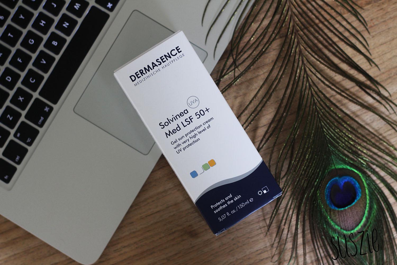 Dermasence Solvinea Med LSF 50+ sun protection cream